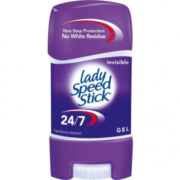 poza Deodorant gel Lady Speed Stick  24/7 Invisible 65g