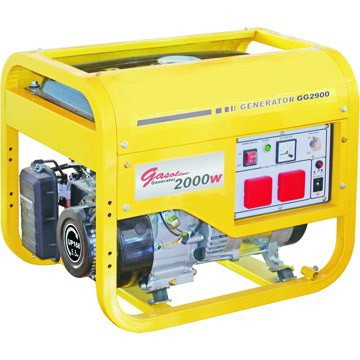 poza Generator open frame benzina Stager GG 2900