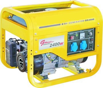 poza Generator open frame benzina Stager GG3500