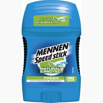 poza Deodorant solid Mennen Speed Stick Naturals&Protect 50g