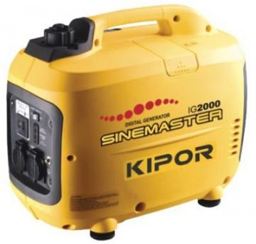 poza Generator digital Kipor IG 2000