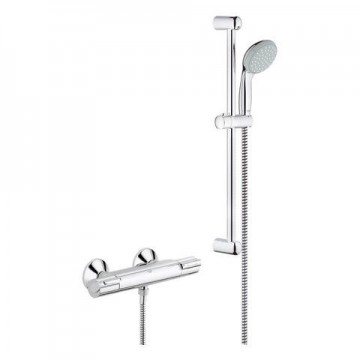 poza Dus GROHE Baterie Grohtherm 1000 + Dus Tempesta New 34151001