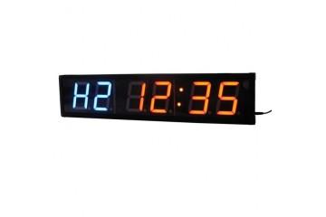 Cronometru Electronic  Toorx Cu 6 Cifre Led