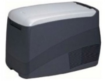 poza Frigider Auto cu compresor Ezetil EZC80, 12/24/110-240V, 80L, Consum 40W, Afisaj Digital