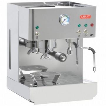 poza Espressor LELIT Diana PL60, Boiler 250 ml, Portafiltru 57mm, Manometru, plus cadou