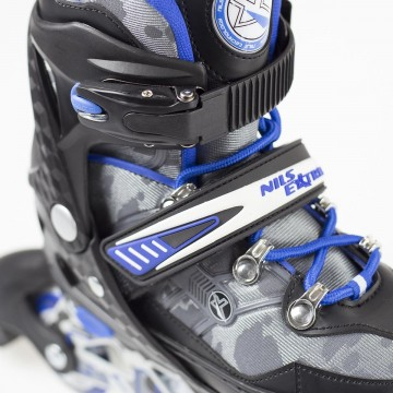 Role reglabile Nils  NA1118- albastru