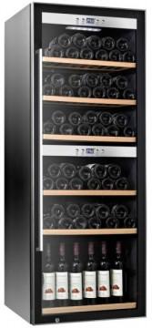 poza Crama Vinuri La Sommeliere ECS1352Z Compresor 2 zone temperatura 126 sticle