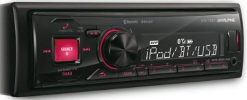 poza Radio CD Alpine UTE-72BT Digital Media Receiver Bluetooth 4x50 W