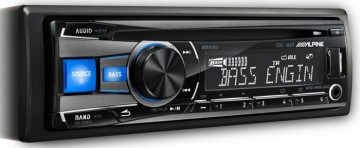 poza Radio CD Alpine CDE-182R 4x50 W Control iPod Conectare iPhone USB
