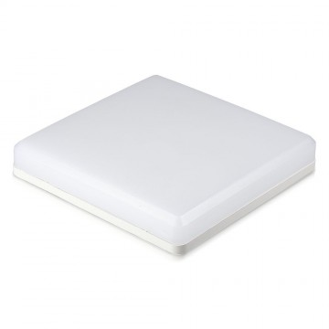 Aplica LED cu CIP SAMSUNG 15W, 1800LM, IP44, 4000K, V-TAC VT-8033 LED CEILING LIGHT Square