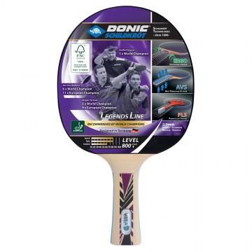Paleta tenis de masa Donic Schildkrot Legends 800 FSC
