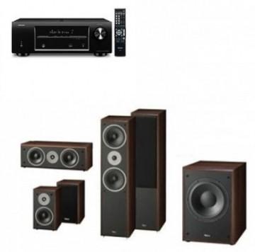 poza Sistem audio 51 Magnat Monitor Supreme 802+102+252+202  + Denon AVR-X1400