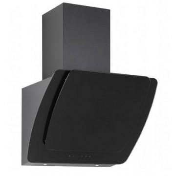 poza Hota decorativa Pyramis MISTERO, 60cm, sticla neagra, touch control, 586mc/h Pyramis 065016701