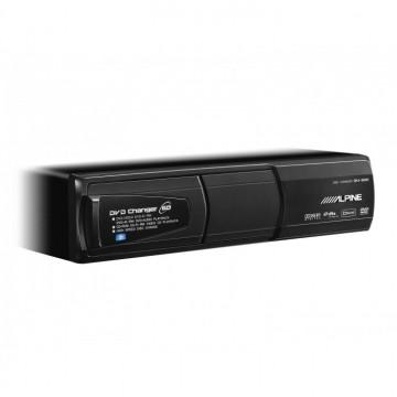 poza Player auto Alpine DHA-S690, DVD, 6 discuri