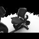 Bicicleta orizontala de exercitii NAUTILUS R626 Gri, Greutate suportata 136 Kg,, Boxe integrate, Bluetooth, USB, Ecran LCD, Ventilator, 29 programe antrenament. Poza 4