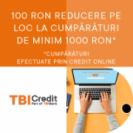 Credit Instant 100% Online de la TBI Credit